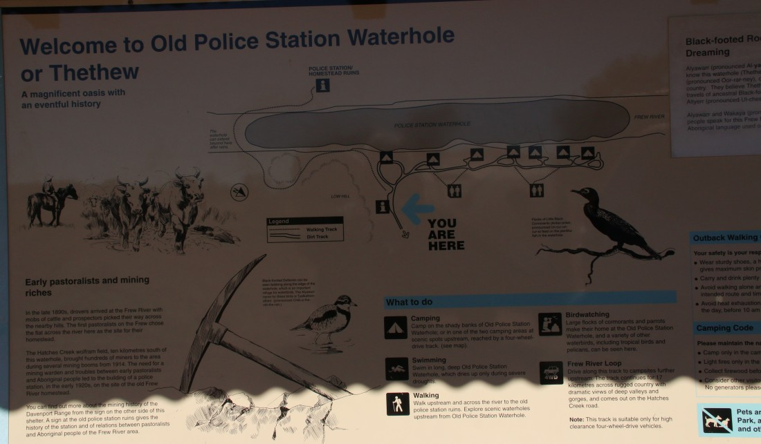 Old Police Station Waterhole